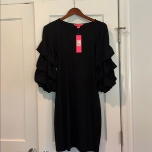 Lily Pulitzer Black Leone Dress